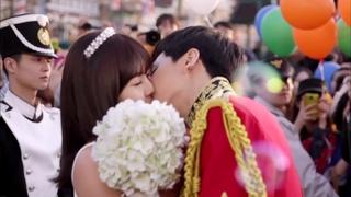 [The king 2Hearts] Lee Seung-giHa ji-won, Kiss Compilation