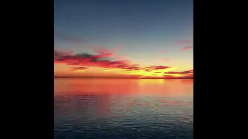 Я на море Закат солнца так прекрасен и неповторим!