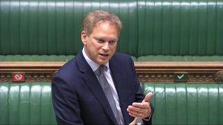 Live: Transport Secretary Grant Shapps gives coronavirus update in the Commons | ITV News