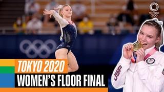 Women's Floor Final | Tokyo Replays