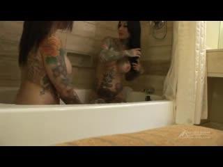 Tattoo sex - Michelle Bombshell - Caught On Tape - sextape