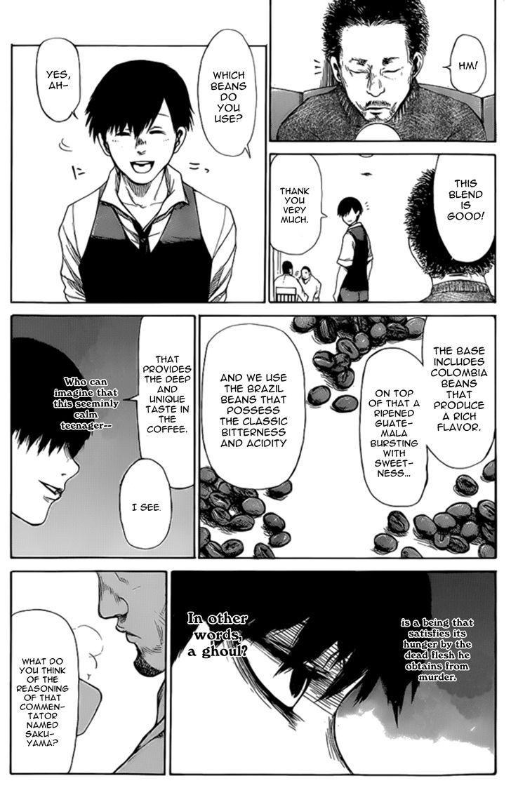 Tokyo Ghoul, Vol.14 Chapter 143 Memorial, image #3