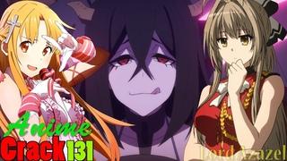 Аниме Приколы #131   Anime Crack #131    Смешные моменты из аниме