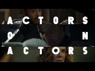 Actors on Actors Television: 2021 Trailer & Lineup Announcement!