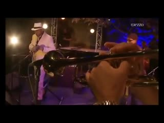 Chucho Valdes  Archie Shepp Afro-cuban project - Jazz a Porquerolles Live (2011