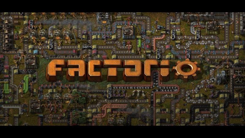 Factorio 1 Симулятор выживания на планете монстров