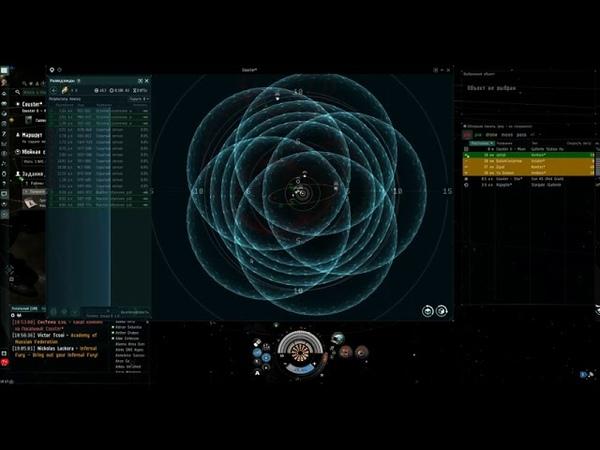 EVE Online Задания кадровых агентов Космические аномалии
