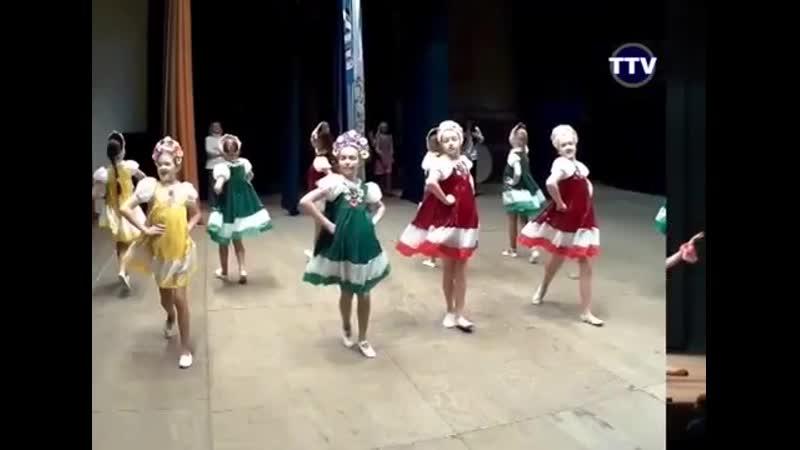Торезский театр танца 3Т Участие в фестивале конкурсе Созвездие танца г Донецк 13 02 2020 г