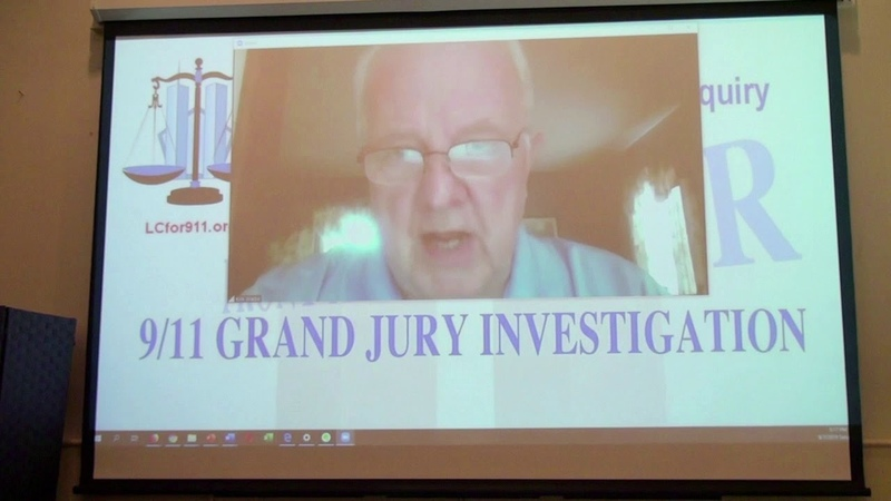 "Lawyers' Committee For 911 Inquiry 2019 ""FRONT and CENTER"" PART 3"