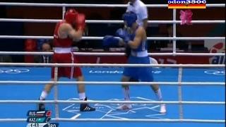 Олимпиада-2012, 81кг. Финал. Егор Мехонцев(Россия)-Адилбек Ниязымбетов(Казахстан)