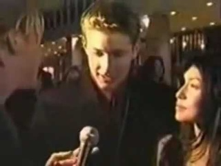 """TBT to cute and humble Jensen, when he was """"Eric Brady"""" in """"Days of Our Lives"""", 1998"""