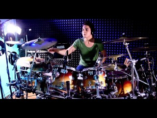 Paco Barillà | Meshuggah - Do Not Look Down (Drum Cover)