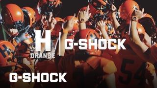 【G-SHOCK × HOSEI FOOTBALL】 ~Collaboration Movie~  : CASIO G-SHOCK