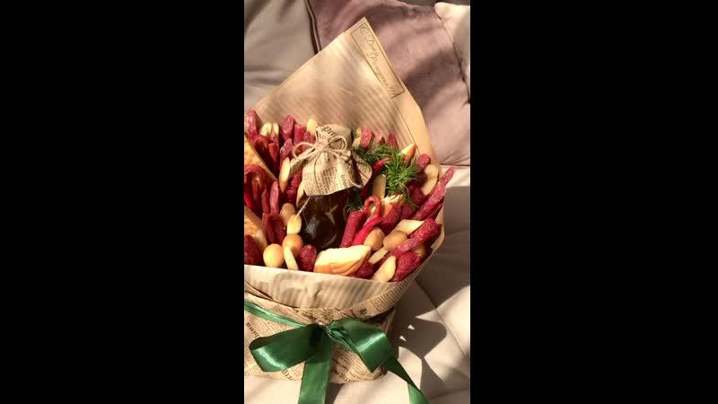 Мужской кулёк в День Рождения прекрасный подарок и для близкого человека и для дальнего родственника✨ 1700₽