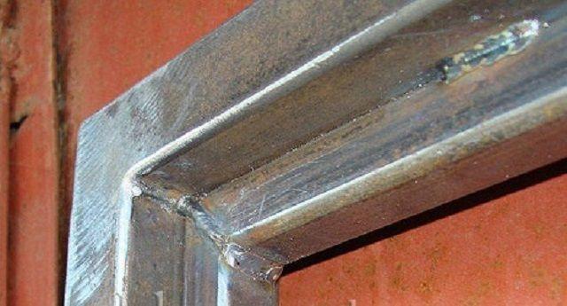 Калитка из металлопрофиля своими руками – схема + порядок выполнения работы, изображение №10