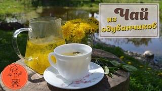 Чай из одуванчиков - как правильно приготовить цветки и заваривать чай: рецепт, пропорции от Cookish