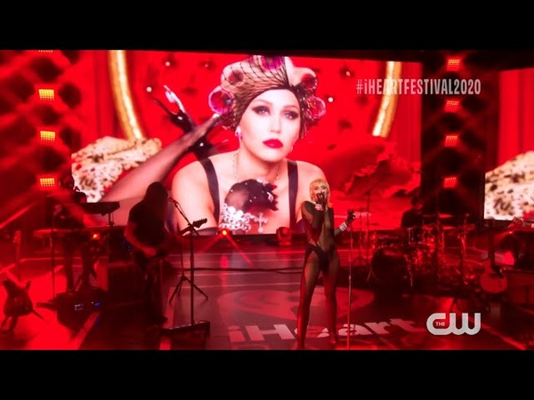 Miley Cyrus Who Owns My Heart Live at the iHeartRadio Music Festival 2020