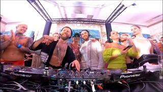 Alexander Alar & The Organism (UA) b2b  DJ Live Set FASHION FANTASY CEKTA BALISTICA R_sound video
