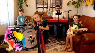 """Colt Clark and the Quarantine Kids play """"Let It Be"""""""