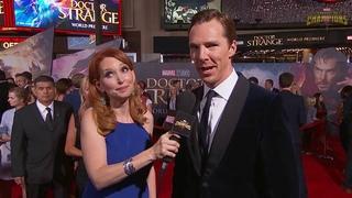 Benedict Cumberbatch and  Robert Downey Jr