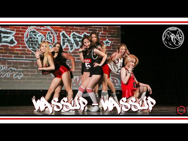 WA$$UP Wassup (와썹) Stupid Liar cover by AG dance crew [FANCAM/직켐]