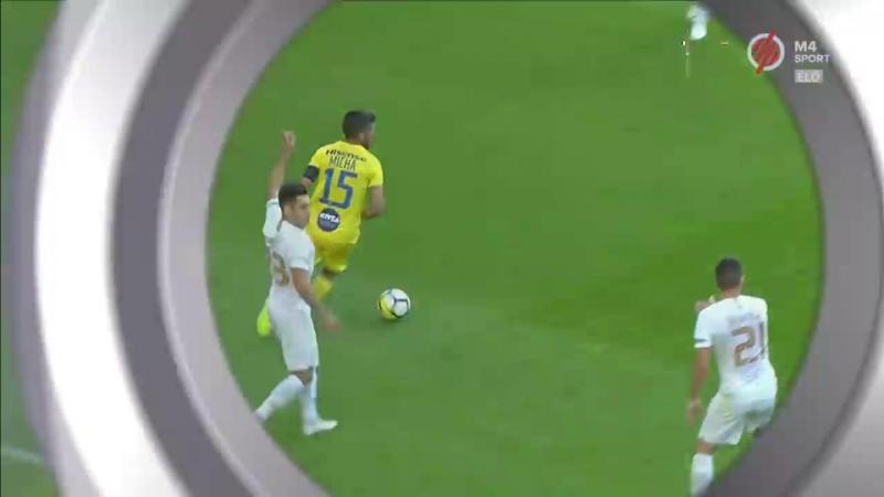 MACCABI TEL AVIV FC 2018 07 12 tejes meccs