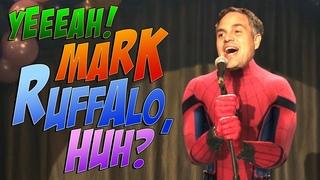 YEAH, MARK RUFFALO, HUH  LAST CONCERT 1 HOUR VERSION.