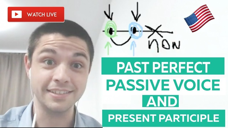 Past Perfect, Passive Voice, Present Participle | QA Inside An Everyday English Lesson