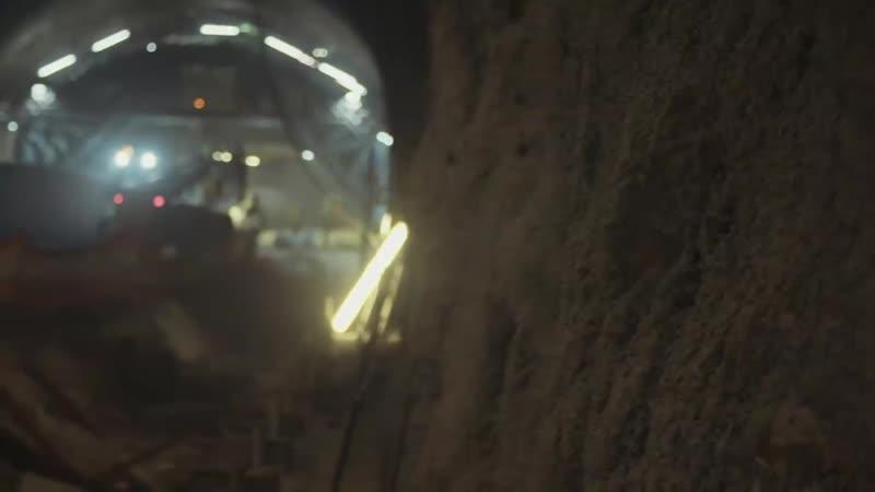 Первая в мире подводная автомагистраль