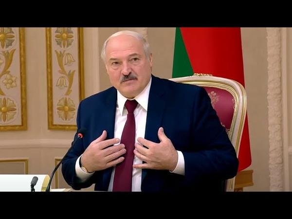 Лукашенко Я уеду в ту же Россию буду жить работать Я ещё здоровый мужик