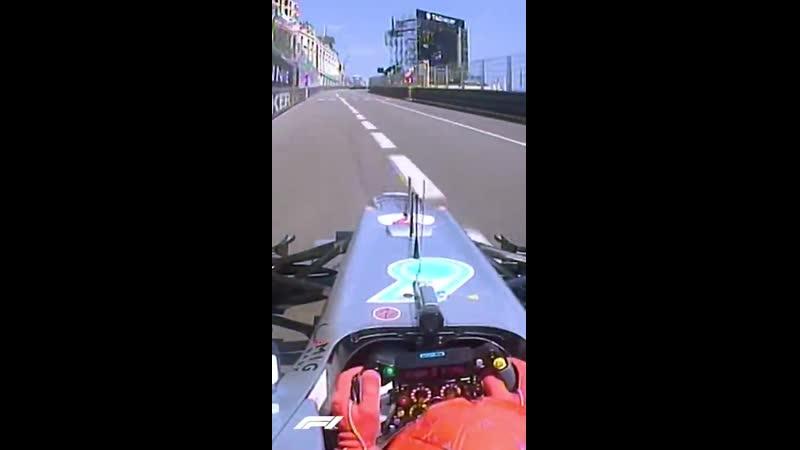 Последний поул Михаэля Шумахера - Гран-при Монако 2012 года. Жаль, что из-за штрафа он не стартовал с первой позиции.