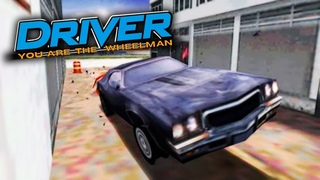 Driver: You Are the Wheelman - Intro & Mission #1 - The Bank Job