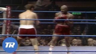 Marvin Hagler vs. Alan Minter | HAGLER's FIRST TITLE WIN |  FREE FIGHT