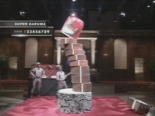 Unbeatable Banzuke / Базука: 1 сезон 3 серія