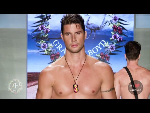 Grayson Boyd at Miami Swim Week Powered by Art Hearts Fashion