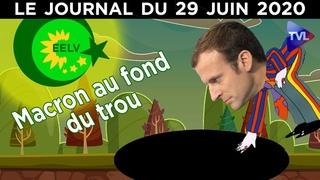 LaRem en déroute, les Verts en orbite - JT 29 juin : Edition spéciale Municipales 2020