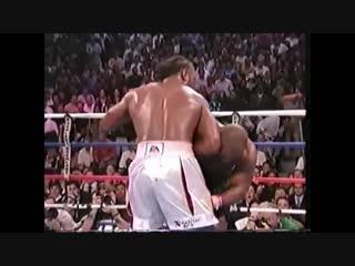Mike tyson vs lennox lewis ko 2002
