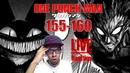 Кот Технорыцарь и возвращение Гароу One Punch Man Ванпанчмен главы 155 160 РЕАКЦИЯ