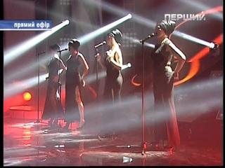 НеАнгелы / NuAngels - Courageous (Ukrainian National Final - Eurovision 2014)