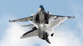 The National Interest критикует свой истребитель F-22, и хвалит не свой
