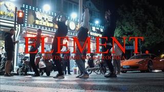 Kendrick Lamar - ELEMENT. ft Waydi Rochka Diablo | @yakfilms x We Are One in Shanghai, China