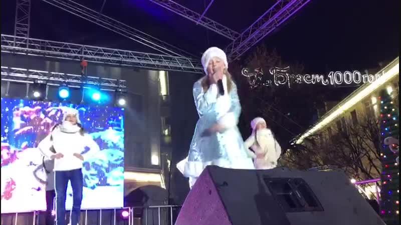 Софья Мойсюк и студия танца Альянс
