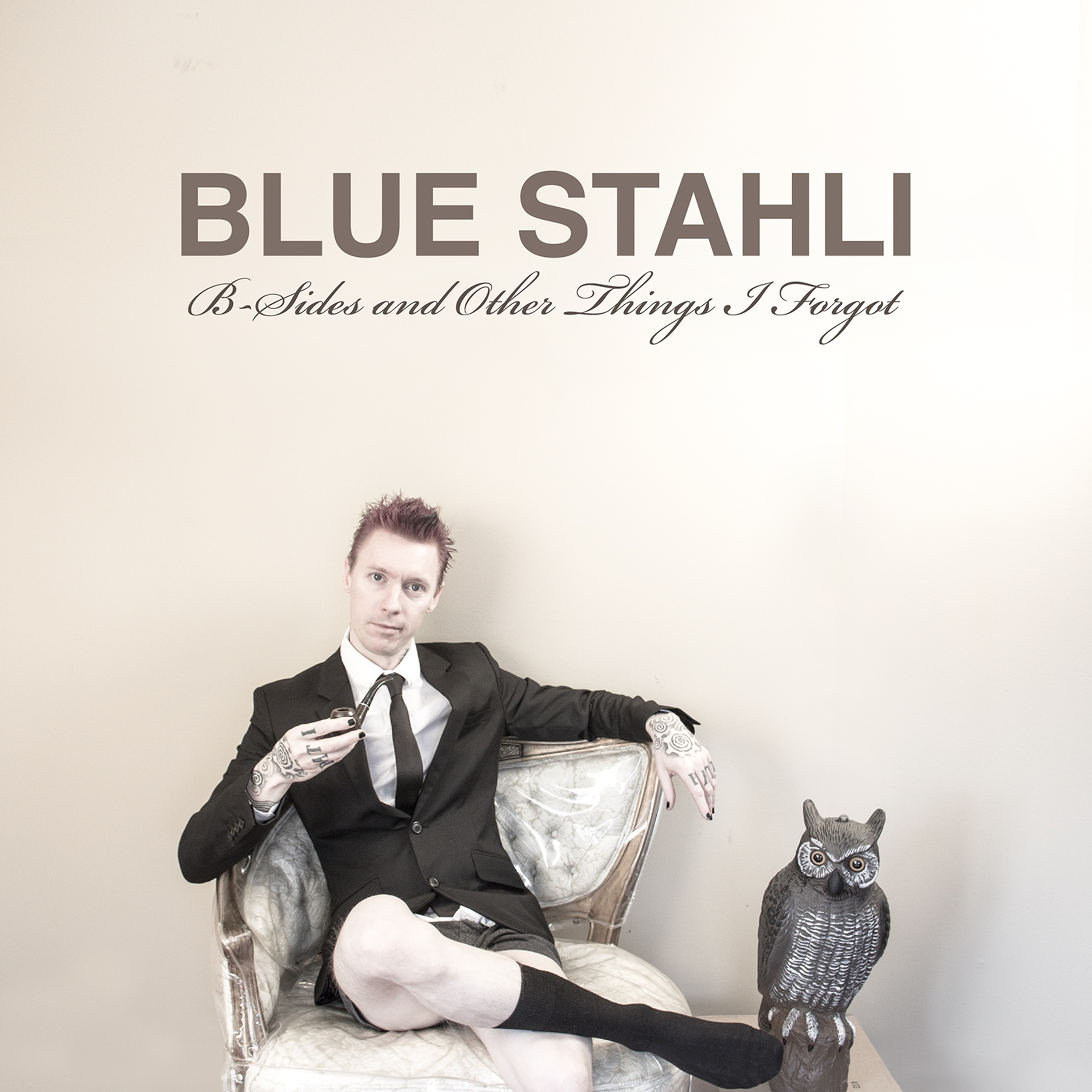 Blue Stahli album B-Sides and Other Things I Forgot