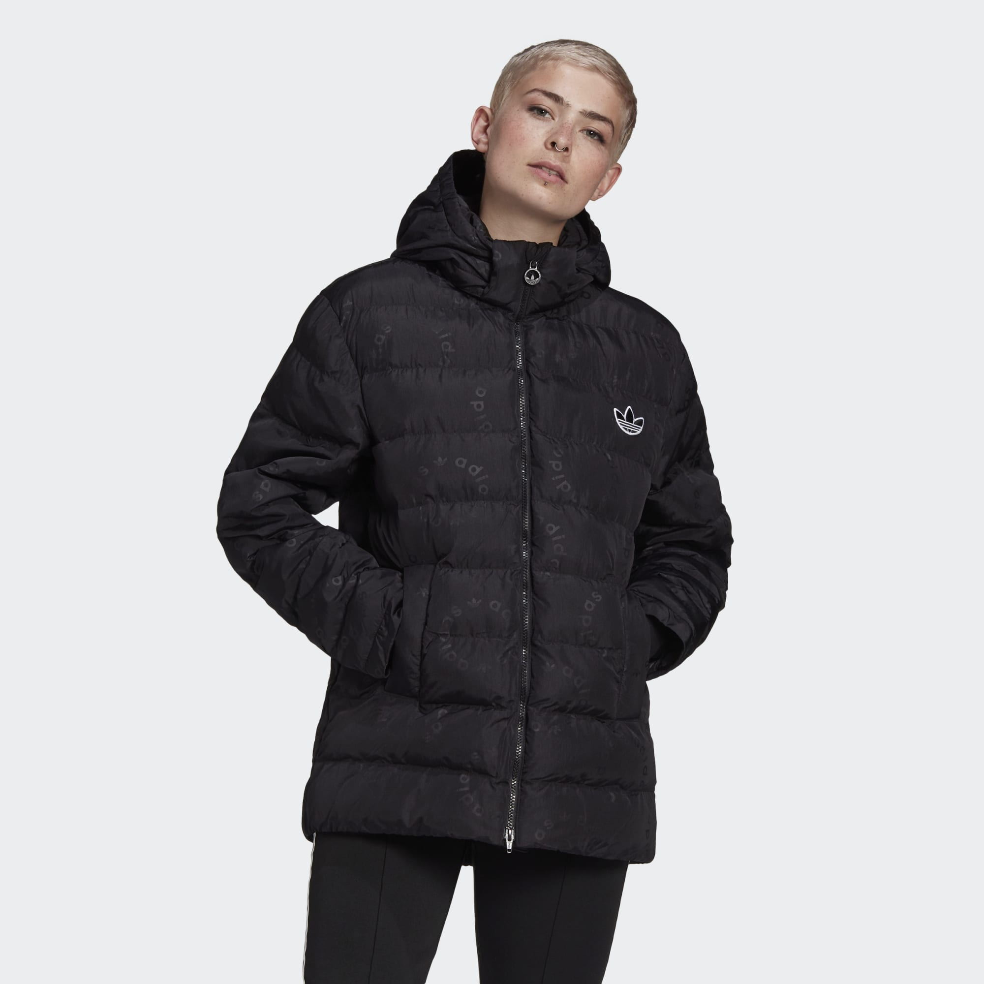 Утепленная куртка Dot