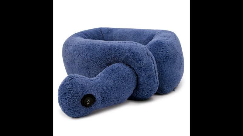 Массажный шарф Nap Massage Wrap заказать по почте наложенным платежом недорого интернет магазин