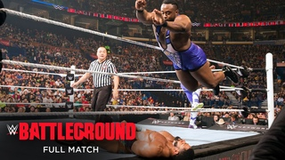 FULL MATCH - Prime Time Players vs. The New Day – WWE Tag Team Titles Match: WWE Battleground 2015