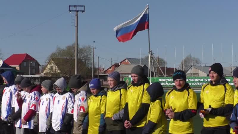 Футбол на призы Исилькульской епархии