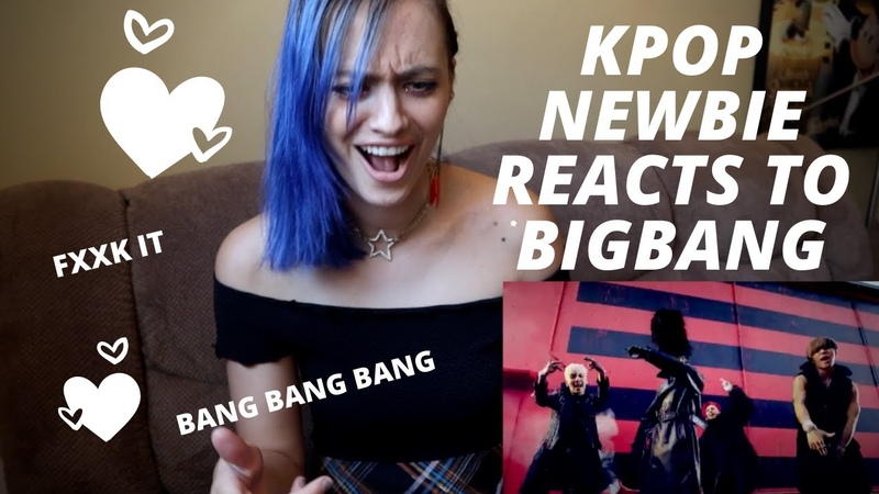 REACTING TO BIGBANG BANG BANG BANG and FXXK IT First Time Listening New to Kpop Reaction Video