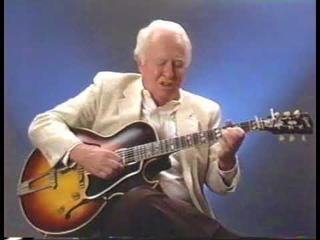 Guitar Lesson- Herb Ellis - Swing Jazz   Soloing & Comping