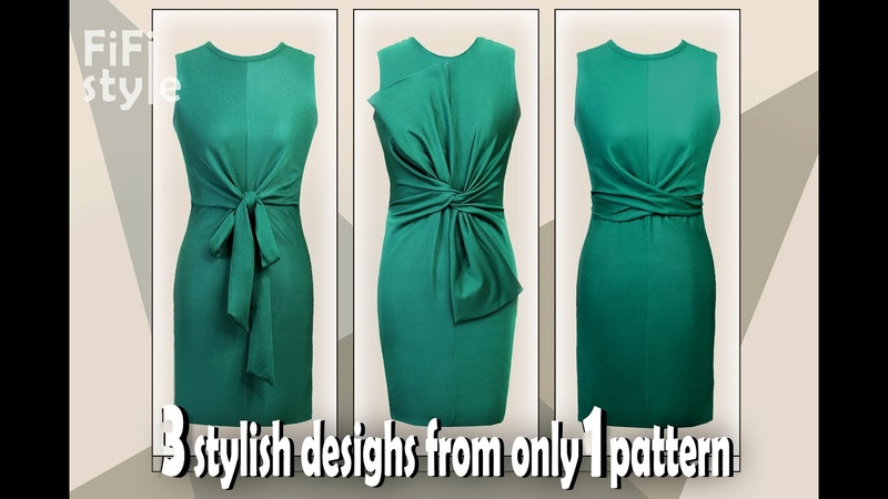 FiFi Style Một cách làm rập - với 3 biến kiểu đầm xinh đẹp